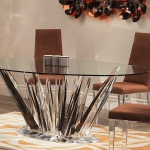 Legend Swan Dining Table, Acrylic Coffee Tables, Acrylic ...
